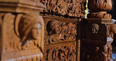 Wood Carving: The Centuries-Long Tradition Is Still Alive