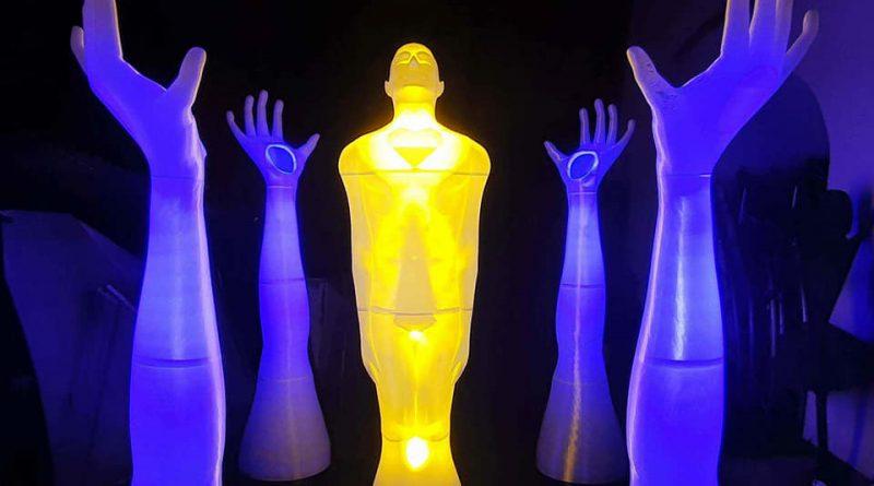 SKOPJE LIGHT ART DISTRICT 2021 – Follow the sunlight