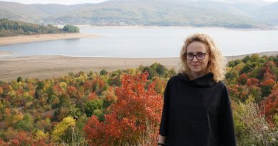 Interview with H. E. Mrs. Adela Monica Axinte, the Ambassador of Romania in North Macedonia